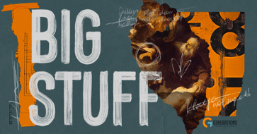 Big Stuff Sermon Series at GCC, 10:26:19-11:24:19 in Trinity FL