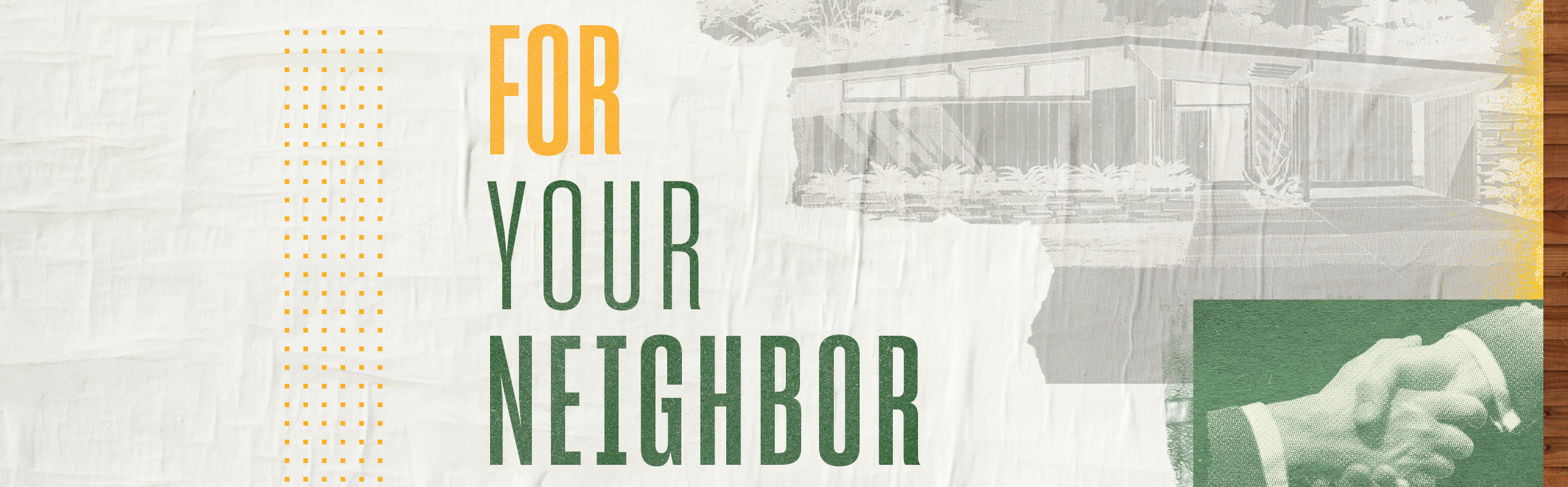 For Your Neighbor9